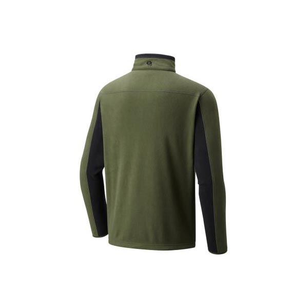 Men Mountain Hardwear Microchill™ 2.0 Jacket Surplus Green Outlet Online