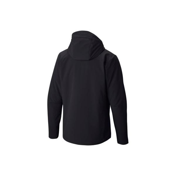 Men Mountain Hardwear Superconductor™ Hooded Jacket Black, Titanium Outlet Online