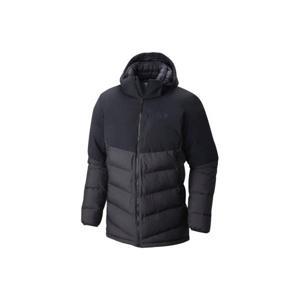 Men Mountain Hardwear Thermist™ Coat Black Outlet Online