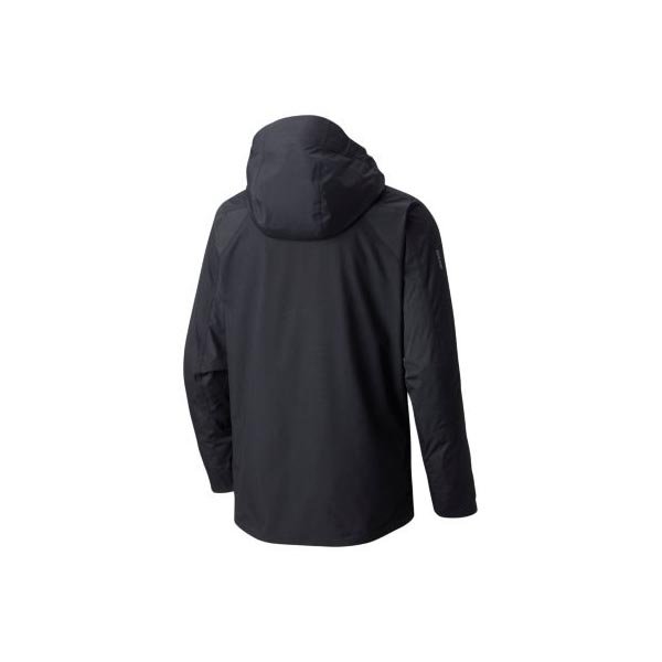 Men Mountain Hardwear FireFall™ Jacket Black Outlet Online