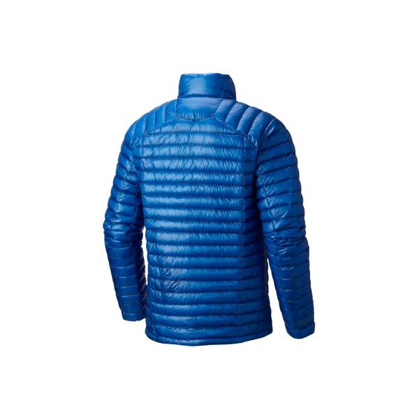 Men Mountain Hardwear Ghost Whisperer™ Down Jacket Altitude Blue Outlet Online