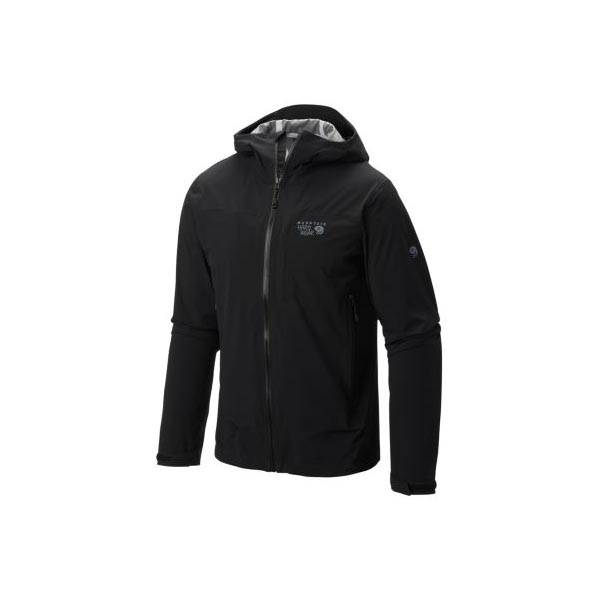Men Mountain Hardwear Stretch Ozonic™ Jacket Black Outlet Online