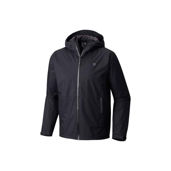 Men Mountain Hardwear Finder™ Jacket Black Outlet Online