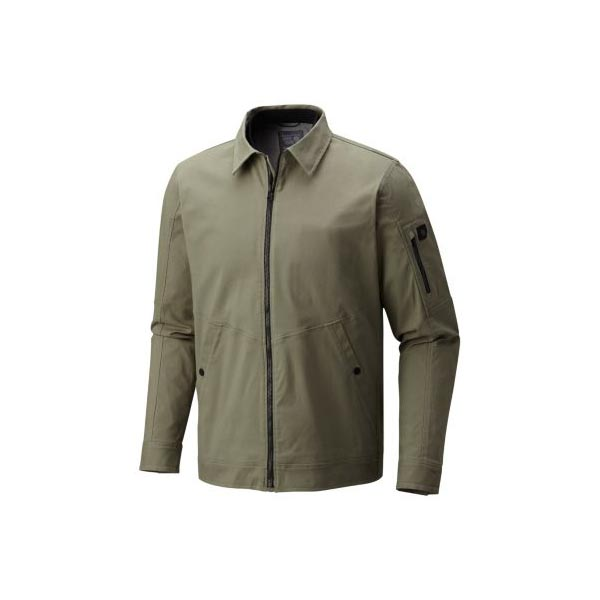 Men Mountain Hardwear Hardwear AP™ Jacket Green Fade Outlet Online