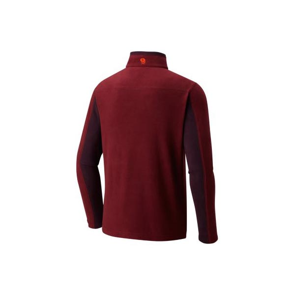 Men Mountain Hardwear Microchill™ 2.0 Zip T Cote Du Rhone Outlet Online
