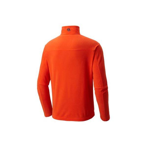 Men Mountain Hardwear MicroChill™ Lite Zip T State Orange Outlet Online