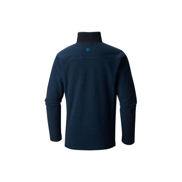 Men Mountain Hardwear Toasty Twill™ Fleece 1/2 Zip Hardwear Navy Outlet Online