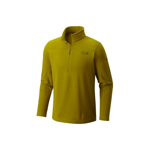 Men Mountain Hardwear Microchill™ 2.0 Zip T Python Green Outlet Online