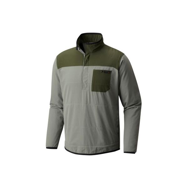 Men Mountain Hardwear Right Bank™ Shirt Jack Green Fade Outlet Online