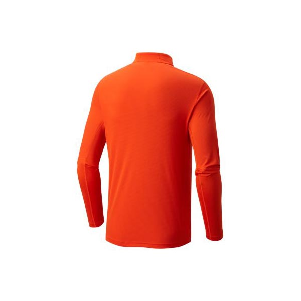 Men Mountain Hardwear Photon™ Zip T State Orange Outlet Online
