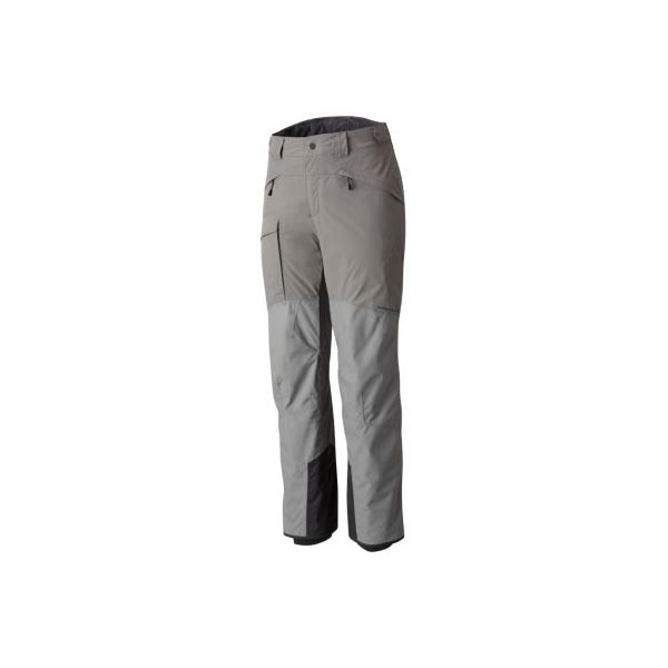 Men Mountain Hardwear Highball™ Insulated Pant Manta Grey Outlet Online