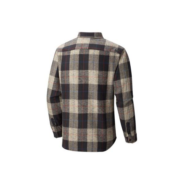 Men Mountain Hardwear Walcott™ Long Sleeve Shirt Sandblast Outlet Online