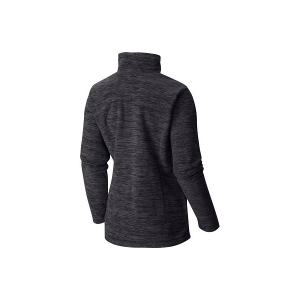 Women Mountain Hardwear Snowpass™ Full Zip Fleece Heather Black Outlet Online