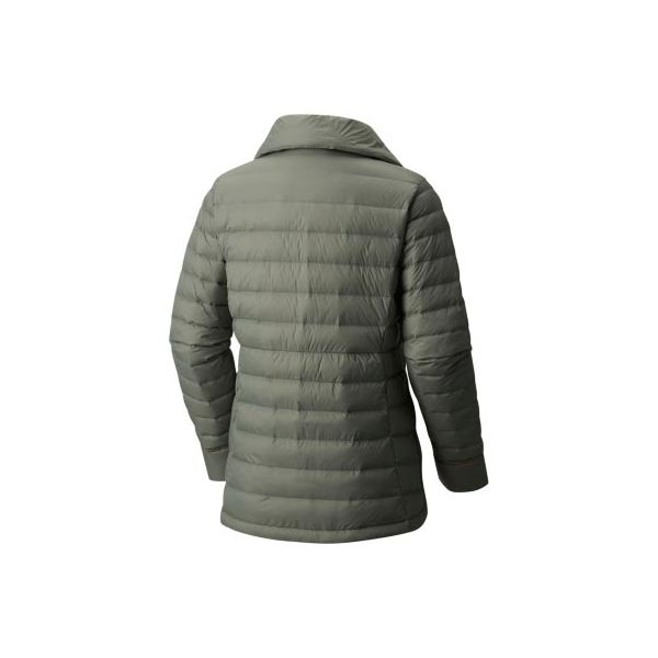 Women Mountain Hardwear PackDown™ Jacket Green Fade Outlet Online