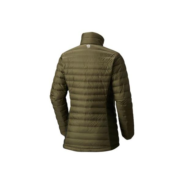 Women Mountain Hardwear Micro Ratio™ Down Jacket Stone Green, Surplus Green Outlet Online