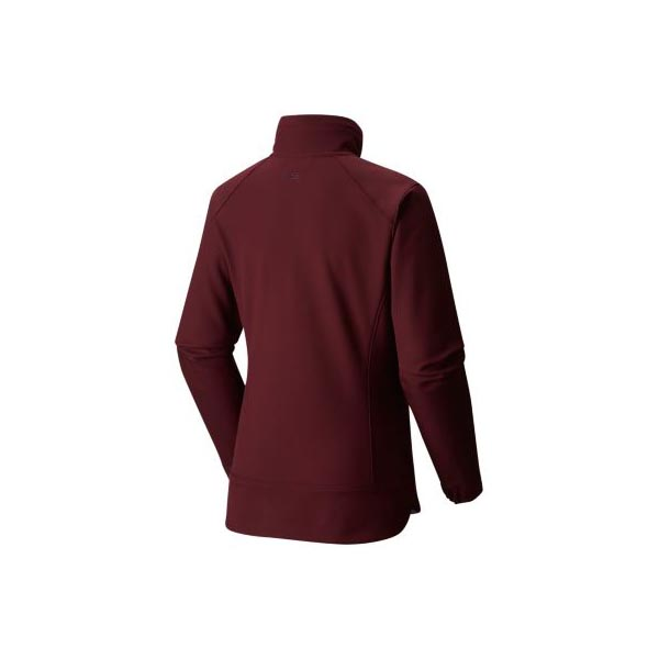 Women Mountain Hardwear Solamere™ Jacket Marionberry Outlet Online