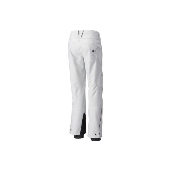 Women Mountain Hardwear Chute™ Insulated Pant White Twill Outlet Online