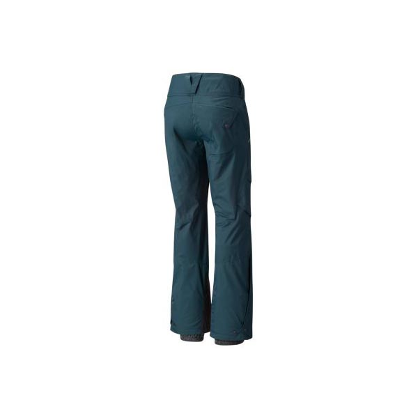 Women Mountain Hardwear Chute™ Insulated Pant Blue Spruce  Outlet Online