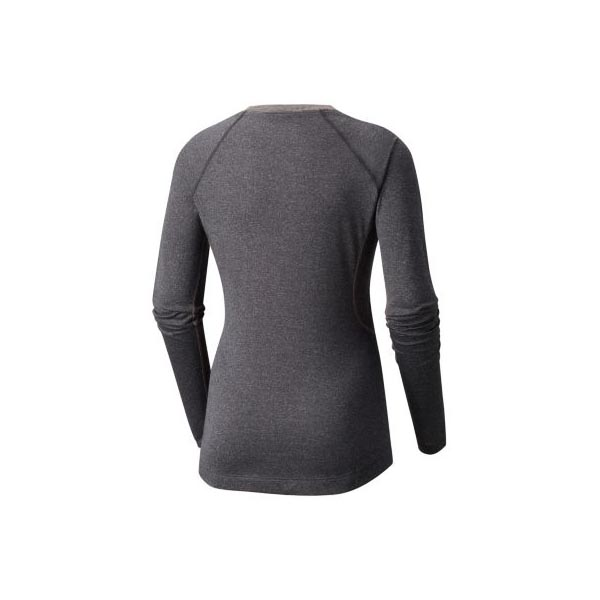 Women Mountain Hardwear Kinetic™ Long Sleeve Crew Shark Outlet Online