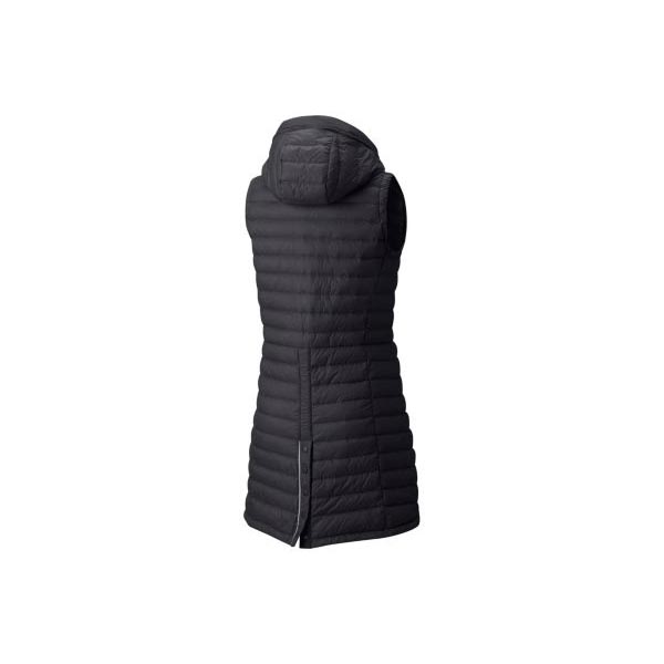 Women Mountain Hardwear PackDown™ Vest Black Outlet Online