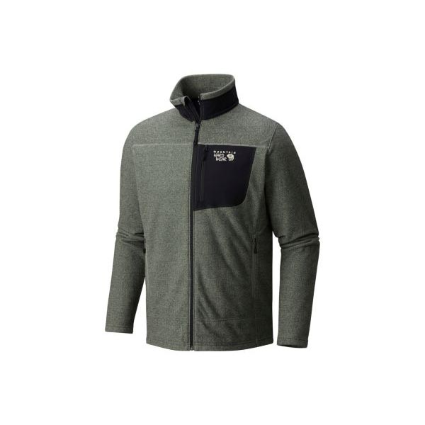 Mountain Hardwear Men Toasty Twill™ Jacket Green Fade On Sale