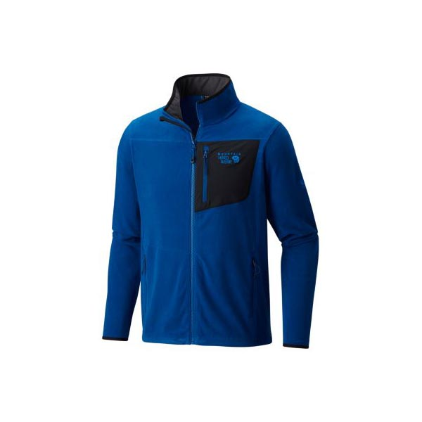 Cheap Mountain Hardwear Men Nightfall Blue Strecker™ Lite Jacket Online