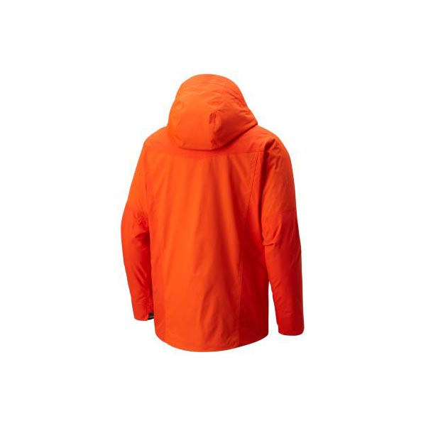 Cheap Mountain Hardwear Men State Orange KillSwitch™ Composite Jacket Online