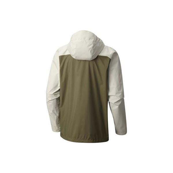 Mountain Hardwear DynoStryke™ Jacket Men Stone Green Outlet Store