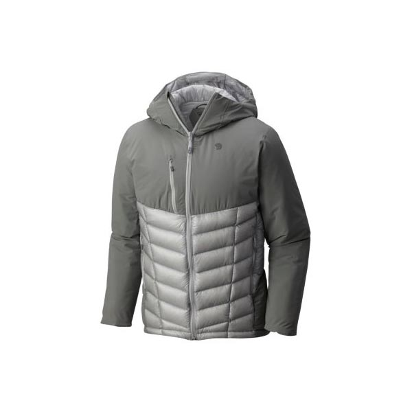 Mountain Hardwear Supercharger™ Insulated Jacket Men Manta Grey, Grey Ice Outlet Store