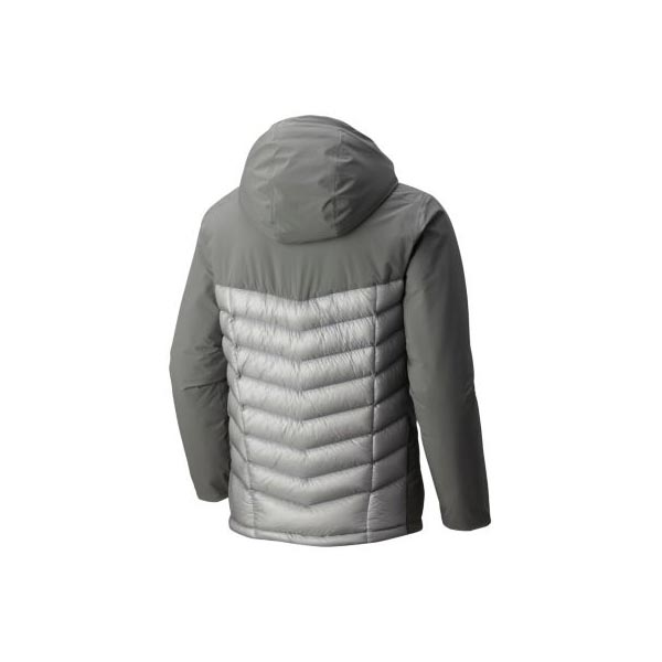Men Mountain Hardwear Supercharger™ Insulated Jacket Manta Grey, Grey Ice Outlet Online