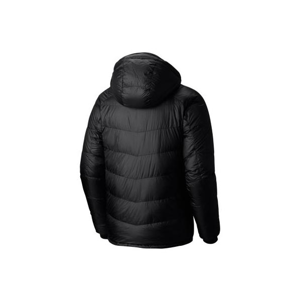 Cheap Mountain Hardwear Men Black Phantom™ Hooded Down Jacket Online