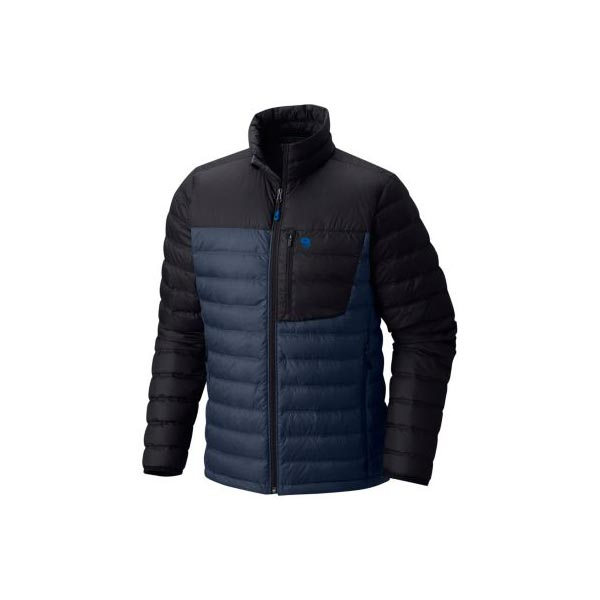 Men Mountain Hardwear Dynotherm™ Down Jacket Zinc, Black Outlet Online