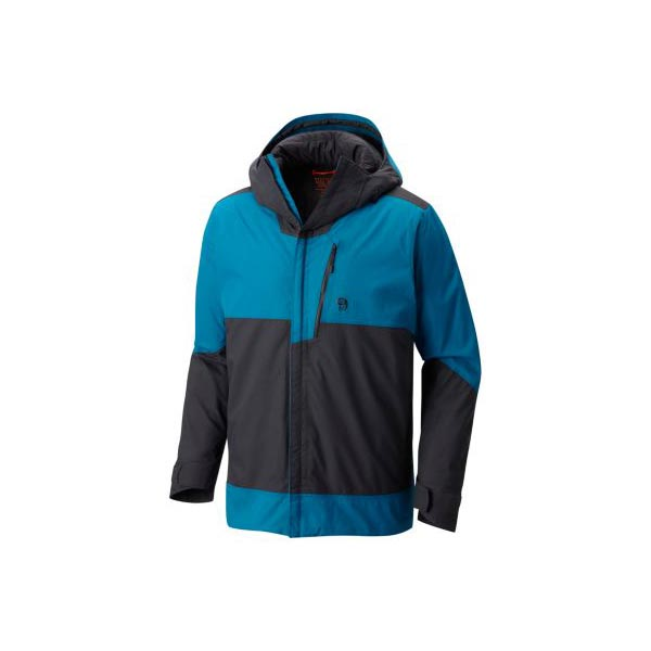 Men Mountain Hardwear Superbird™ Insulated Jacket Crevasse, Shark Outlet Online