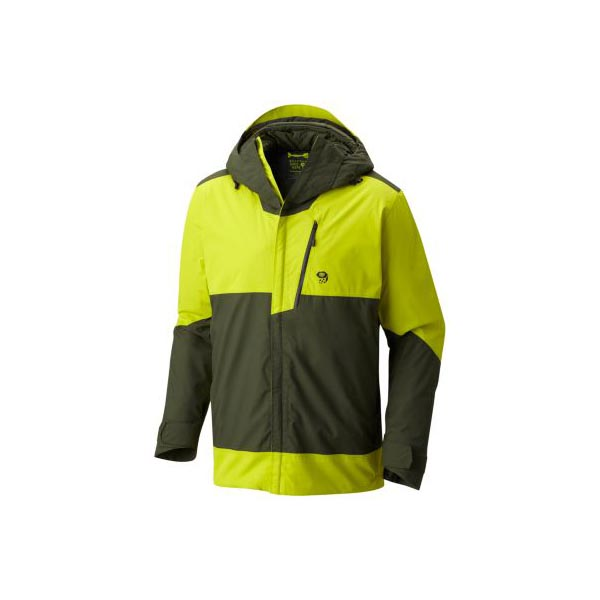 Mountain Hardwear Men Superbird™ Insulated Jacket Fresh Bud, Surplus Green On Sale