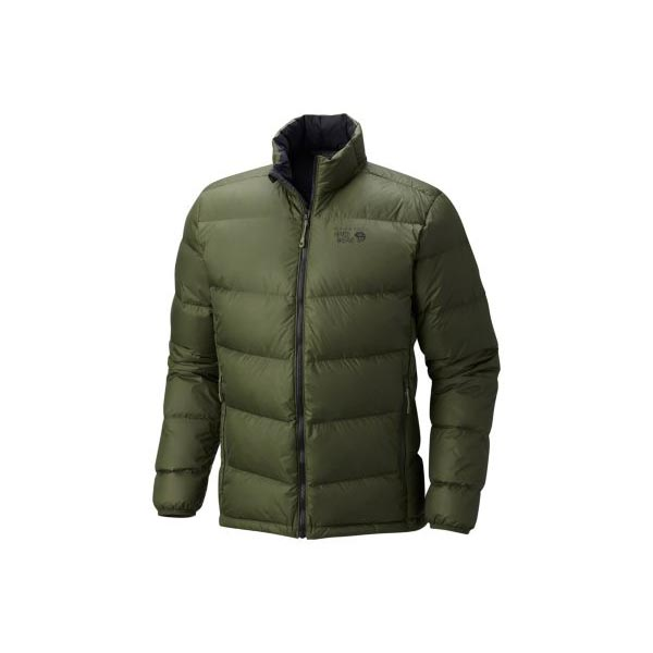 Cheap Mountain Hardwear Men Surplus Green Ratio™ Down Jacket Online