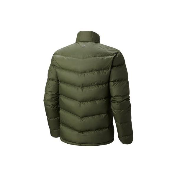 Men Mountain Hardwear Ratio™ Down Jacket Surplus Green Outlet Online
