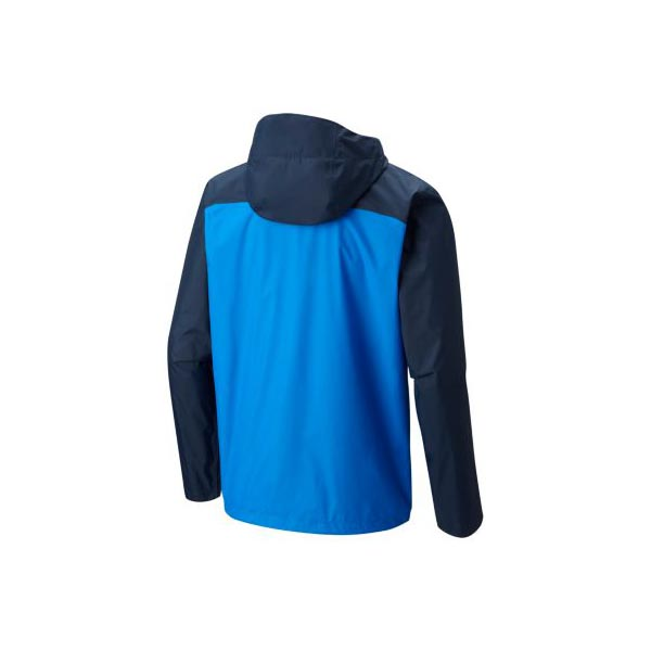 Mountain Hardwear DynoStryke™ Jacket Men Altitude Blue, Hardwear Navy Outlet Store