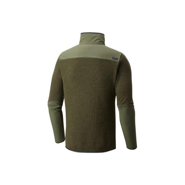Mountain Hardwear Men Mtn Tactical™ Full Zip Sweater Surplus Green On Sale
