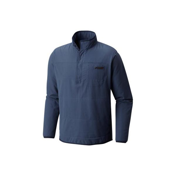 Mountain Hardwear Right Bank™ Shirt Jack Men Zinc Outlet Store