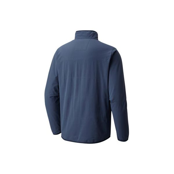 Men Mountain Hardwear Right Bank™ Shirt Jack Zinc Outlet Online