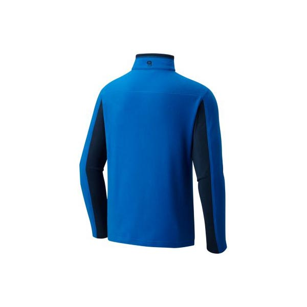 Cheap Mountain Hardwear Men Altitude Blue Microchill™ 2.0 Zip T Online