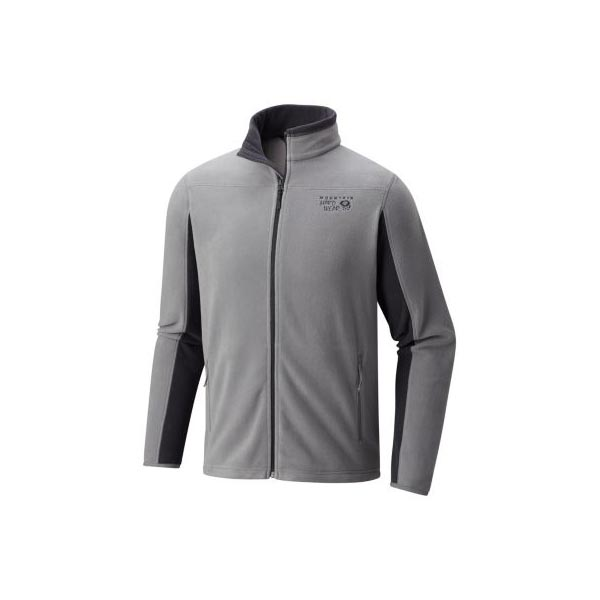 Cheap Mountain Hardwear Men Manta Grey Microchill™ 2.0 Jacket Online