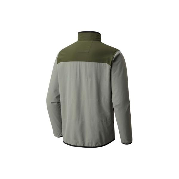 Mountain Hardwear Men Right Bank™ Shirt Jack Green Fade On Sale