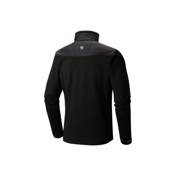 Men Mountain Hardwear 32 Degree™ Insulated 1/2 Zip Black Outlet Online
