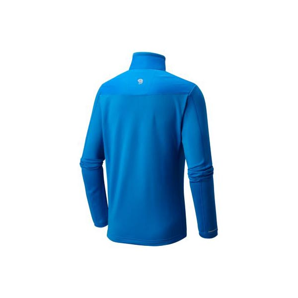 Mountain Hardwear 32 Degree™ Insulated 1/2 Zip Men Altitude Blue Outlet Store