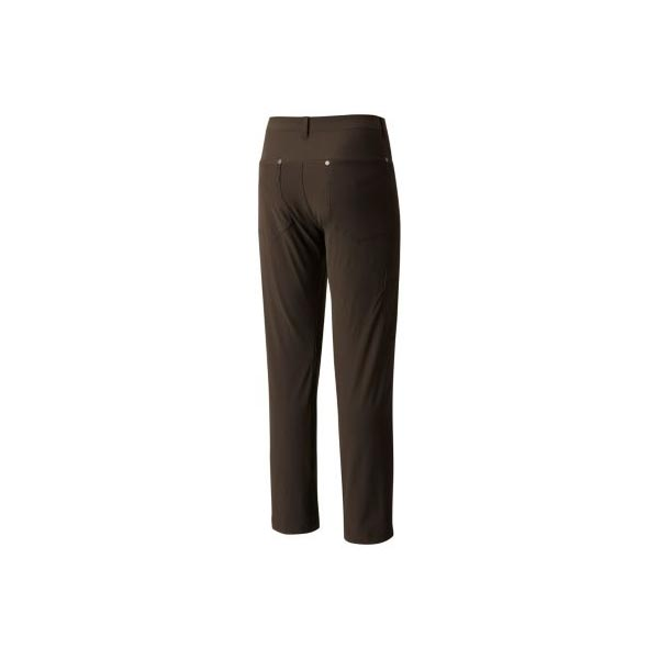 Mountain Hardwear Yumalino™ Pant Men Midnight Brown Outlet Store