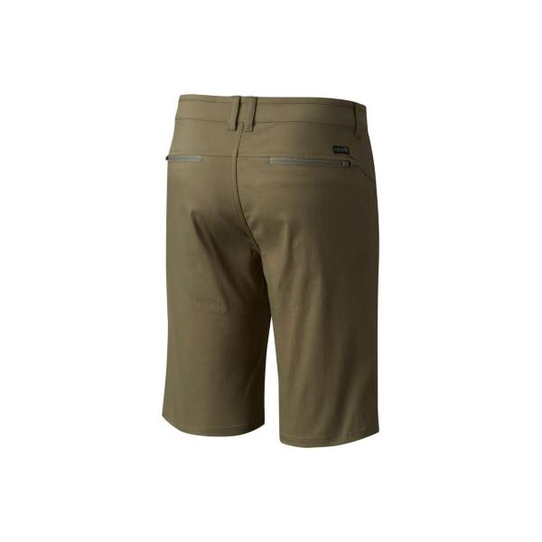 Cheap Mountain Hardwear Men Stone Green Hardwear AP™ Short Online