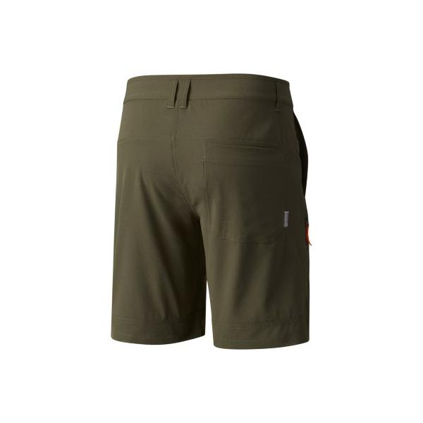 Mountain Hardwear Men Right Bank™ Short Peatmoss On Sale