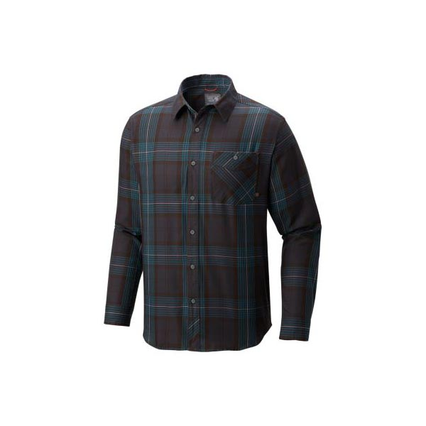 Cheap Mountain Hardwear Men Shark Franklin™ Long Sleeve Shirt Online