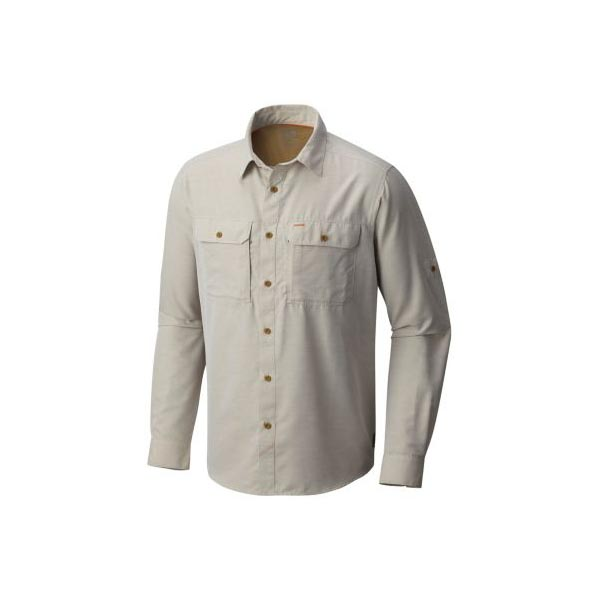 Mountain Hardwear Men Canyon™ Long Sleeve Shirt Sandstorm On Sale